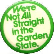 Badge: we're not all straight in the Garden State
